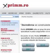 web design, modul de administrare site, optimizare site - Media XPRIMM